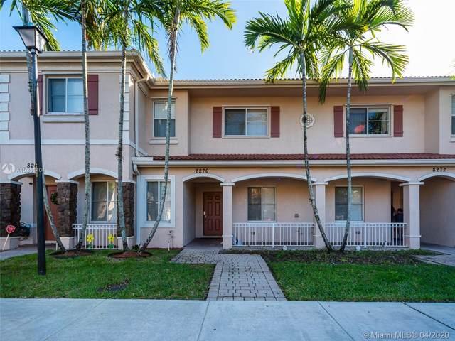 8270 SW 29th St #103, Miramar, FL 33025 (MLS #A10801404) :: The Riley Smith Group