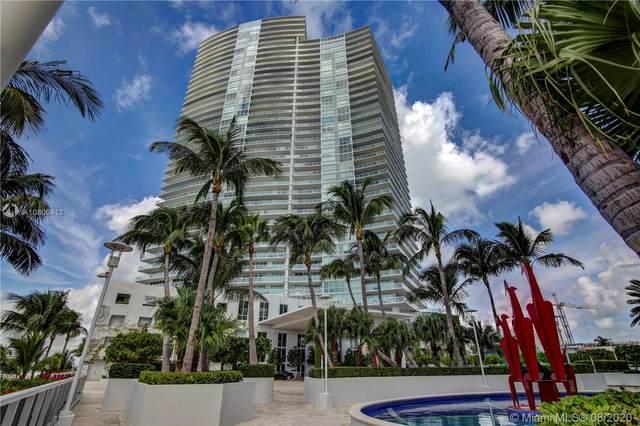 450 Alton Rd #2102, Miami Beach, FL 33139 (MLS #A10806412) :: Ray De Leon with One Sotheby's International Realty