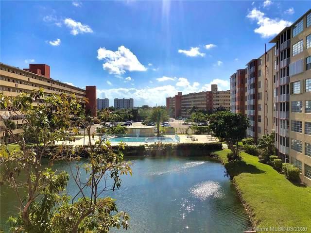 1770 NE 191st St 405-1, Miami, FL 33179 (MLS #A10806825) :: Grove Properties