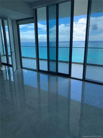 18975 Collins Avenue 2603*Finished, Sunny Isles Beach, FL 33160 (MLS #A10807286) :: Search Broward Real Estate Team