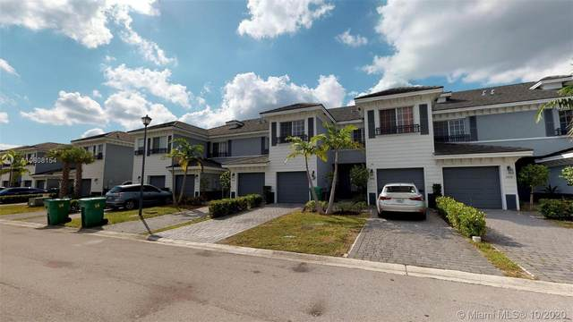 3432 NW 13 St #3432, Lauderhill, FL 33311 (MLS #A10808154) :: ONE Sotheby's International Realty