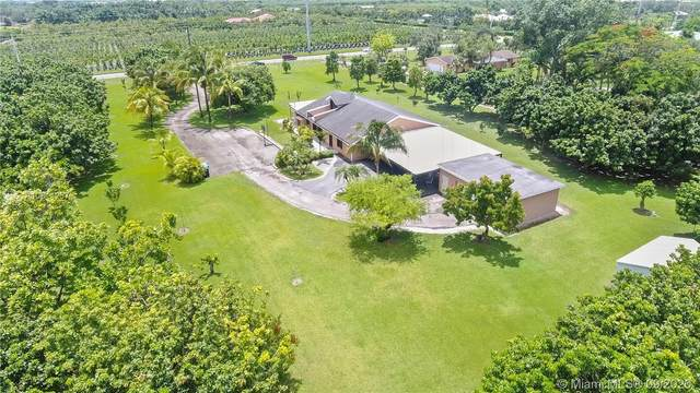 25000 SW 147th Ave, Homestead, FL 33032 (MLS #A10811237) :: ONE   Sotheby's International Realty