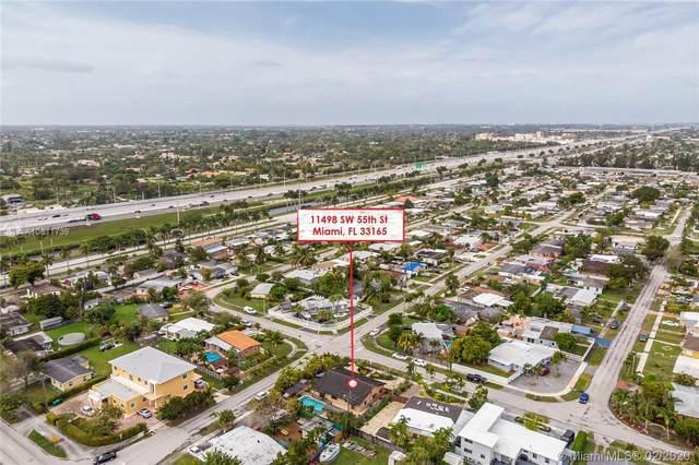 11498 SW 55th St, Miami, FL 33165 (MLS #A10811739) :: Grove Properties