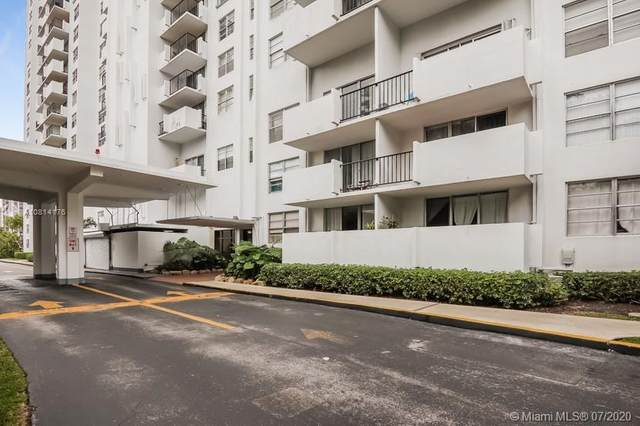 2780 NE 183rd St #1108, Aventura, FL 33160 (MLS #A10814176) :: Green Realty Properties