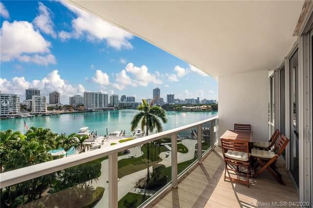 900 Bay Dr #518, Miami Beach, FL 33141 (MLS #A10818690) :: Laurie Finkelstein Reader Team