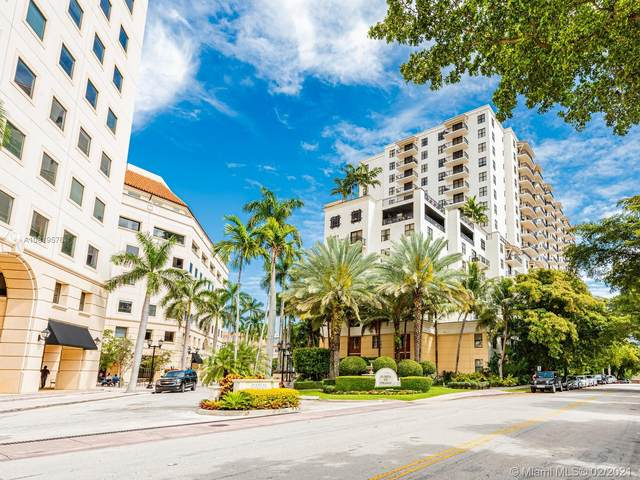 888 S Douglas Rd #1505, Coral Gables, FL 33134 (MLS #A10819576) :: Green Realty Properties