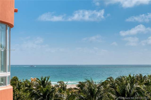 226 Ocean Dr 5A, Miami Beach, FL 33139 (MLS #A10823190) :: Carole Smith Real Estate Team