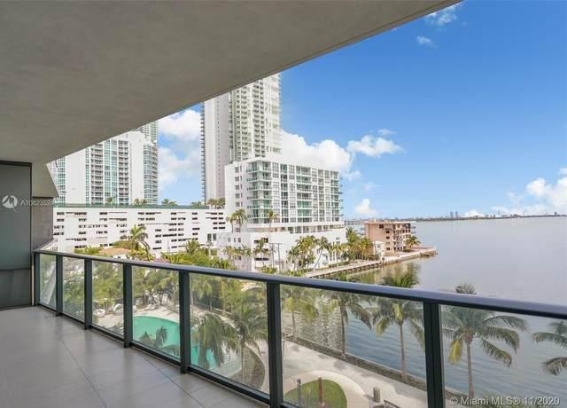 460 NE 28th St #507, Miami, FL 33137 (MLS #A10823524) :: Patty Accorto Team