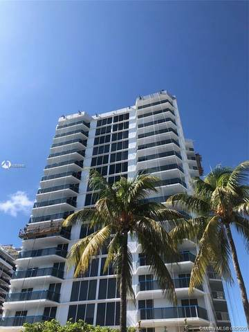 2401 NE Collins Av #612, Miami Beach, FL 33140 (MLS #A10824680) :: The Teri Arbogast Team at Keller Williams Partners SW