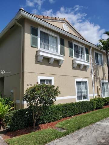 9299 Chambers St #9299, Tamarac, FL 33321 (MLS #A10830347) :: The Rose Harris Group