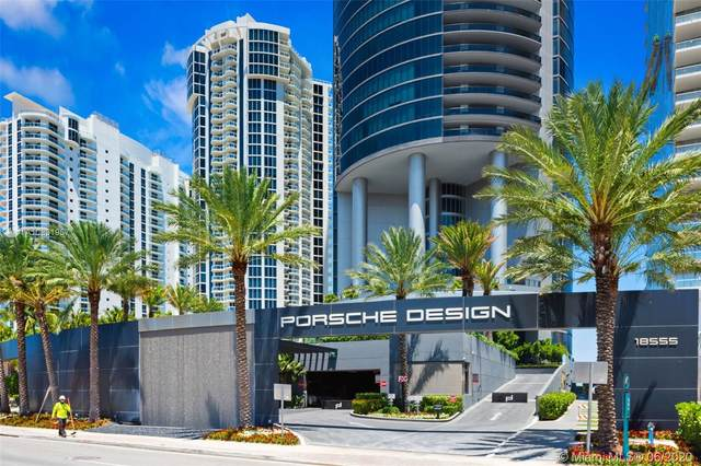 18555 Collins Ave #905, Sunny Isles Beach, FL 33160 (#A10831957) :: Real Estate Authority