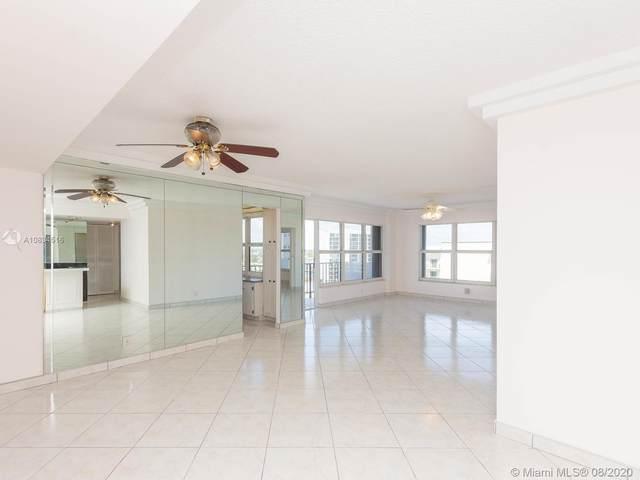 405 N Ocean Blvd #829, Pompano Beach, FL 33062 (MLS #A10834516) :: The Pearl Realty Group