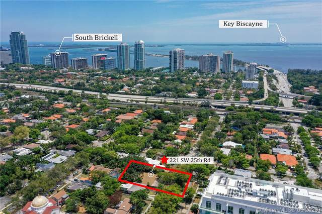 221 SW 25th Rd, Miami, FL 33129 (MLS #A10837134) :: Prestige Realty Group