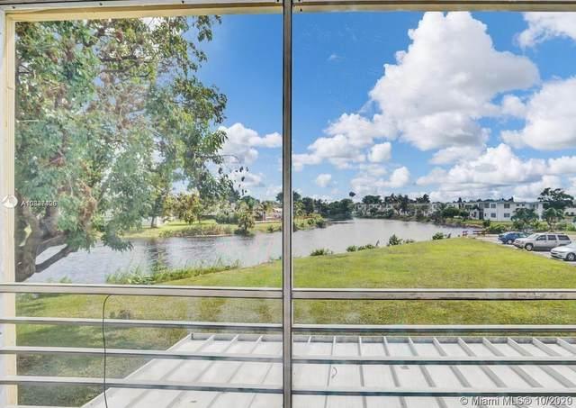 165 NE 203rd Ter #15, Miami Gardens, FL 33179 (MLS #A10837426) :: Berkshire Hathaway HomeServices EWM Realty