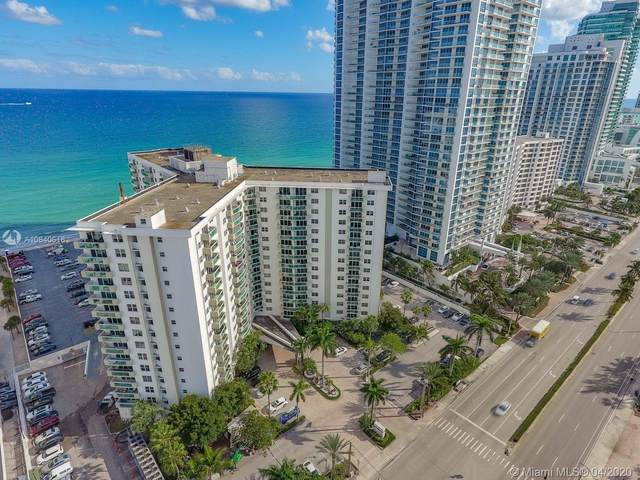3000 S Ocean Dr #1004, Hollywood, FL 33019 (MLS #A10840618) :: ONE Sotheby's International Realty