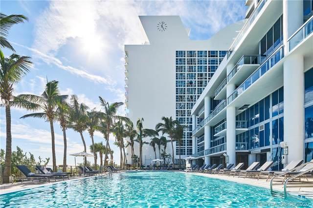 6899 Collins Ave #1710, Miami Beach, FL 33141 (MLS #A10842623) :: GK Realty Group LLC