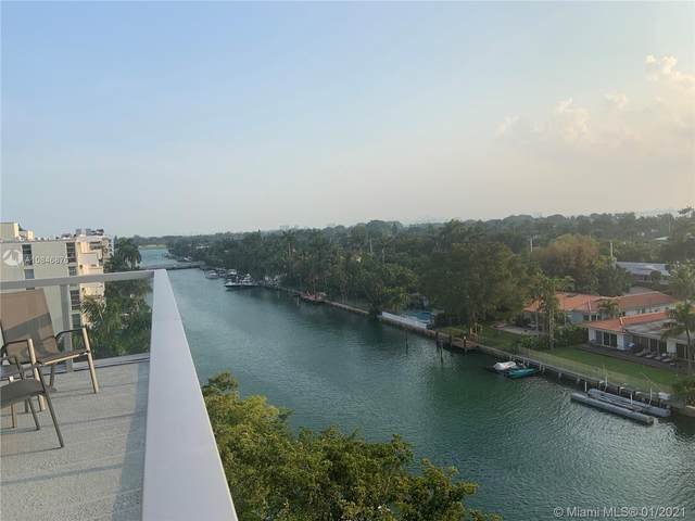 9940 W Bay Harbor Dr 7G-S, Bay Harbor Islands, FL 33154 (MLS #A10846876) :: Search Broward Real Estate Team