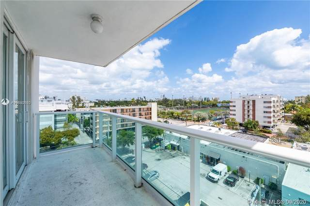 1035 West Ave Ph08, Miami Beach, FL 33139 (MLS #A10850650) :: Re/Max PowerPro Realty