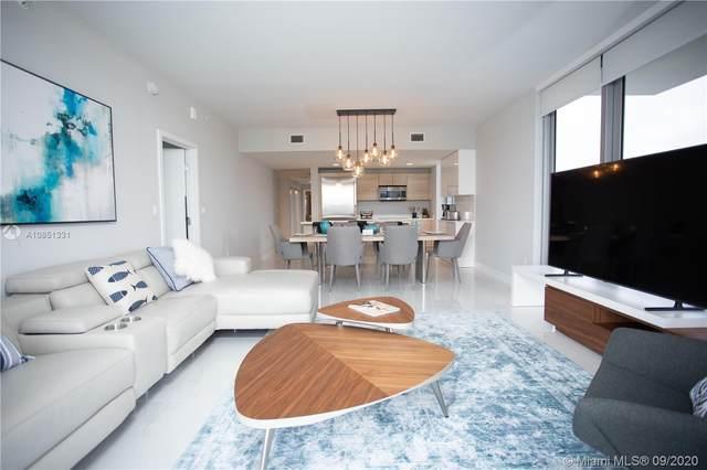 16385 Biscayne Blvd #1401, North Miami Beach, FL 33160 (MLS #A10851331) :: Berkshire Hathaway HomeServices EWM Realty