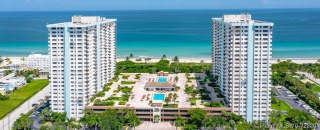 1201 S Ocean Dr 218S, Hollywood, FL 33019 (MLS #A10853033) :: Prestige Realty Group