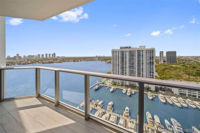 17301 Biscayne Blvd #2203, North Miami Beach, FL 33160 (MLS #A10854895) :: Re/Max PowerPro Realty