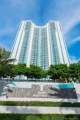 2711 S Ocean Dr #2701, Hollywood, FL 33019 (MLS #A10857097) :: KBiscayne Realty