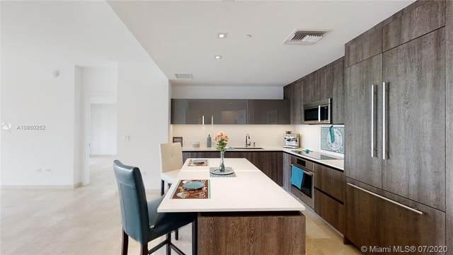 68 SE 6th St #2708, Miami, FL 33131 (MLS #A10860262) :: Berkshire Hathaway HomeServices EWM Realty