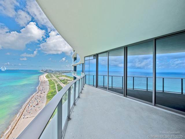 15701 E Collins Ave #2902, Sunny Isles Beach, FL 33160 (MLS #A10860477) :: The Teri Arbogast Team at Keller Williams Partners SW