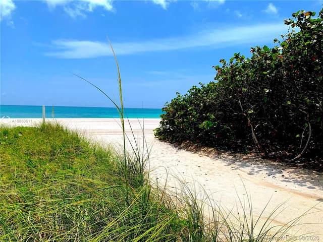 8877 Collins Ave #1105, Surfside, FL 33154 (MLS #A10860611) :: Castelli Real Estate Services