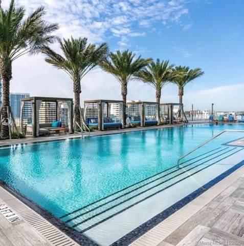 1850 S Ocean Dr #2709, Hallandale Beach, FL 33009 (MLS #A10863614) :: Prestige Realty Group