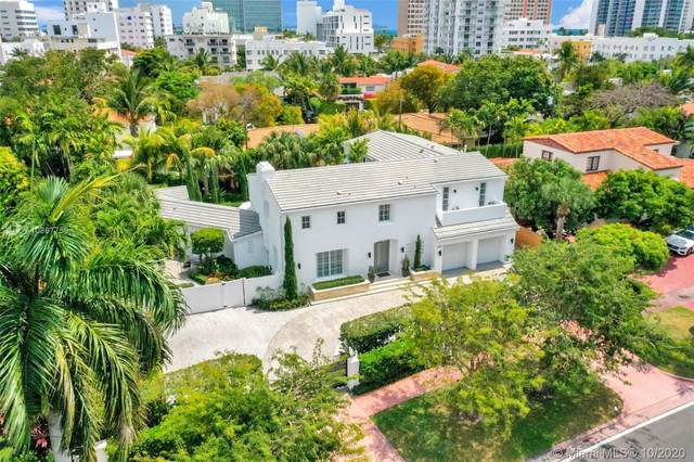 2887 Pine Tree Dr, Miami Beach, FL 33140 (MLS #A10867759) :: Carole Smith Real Estate Team