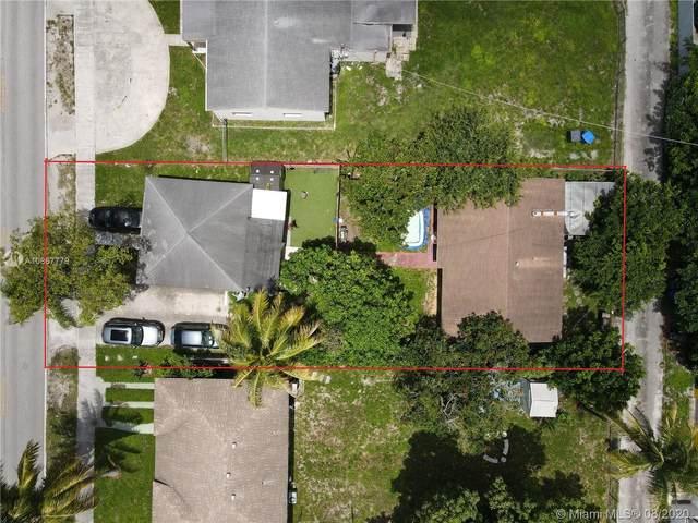 2237 Taft St, Hollywood, FL 33020 (MLS #A10867779) :: Berkshire Hathaway HomeServices EWM Realty