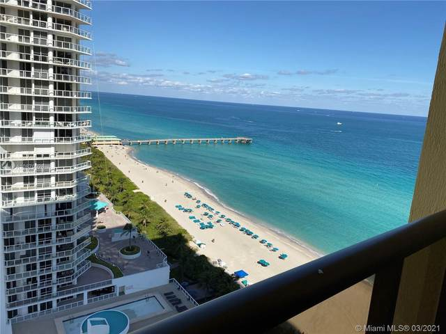 16275 Collins Ave #1802, Sunny Isles Beach, FL 33160 (MLS #A10870028) :: Prestige Realty Group
