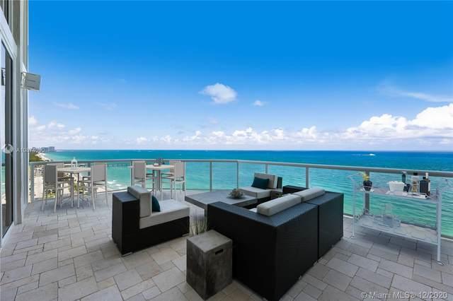 6051 N Ocean Dr Ph5, Hollywood, FL 33019 (MLS #A10874090) :: Berkshire Hathaway HomeServices EWM Realty
