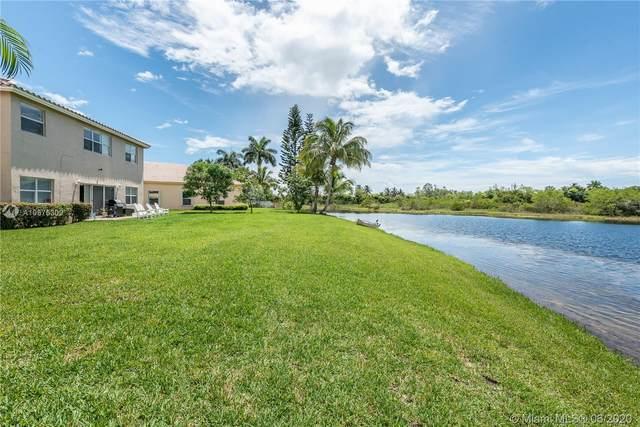 16710 NW 12th St, Pembroke Pines, FL 33028 (MLS #A10875309) :: Green Realty Properties