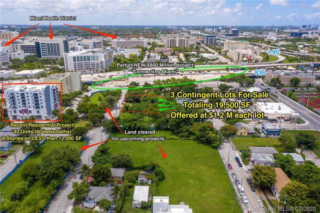 NW 8 Ave, Miami, FL 33136 (MLS #A10876224) :: Berkshire Hathaway HomeServices EWM Realty