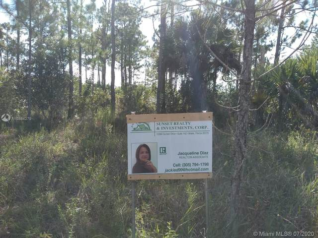 4498 Pioneer 24 ST, Clewiston, FL 33440 (#A10884279) :: Real Estate Authority