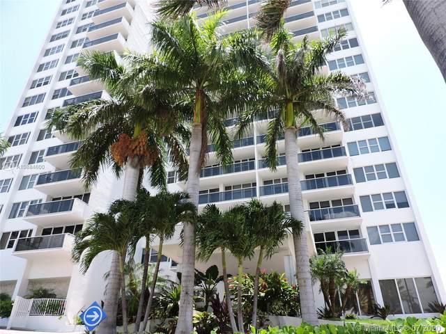 3140 S Ocean Dr #1102, Hallandale Beach, FL 33009 (MLS #A10884600) :: Carole Smith Real Estate Team
