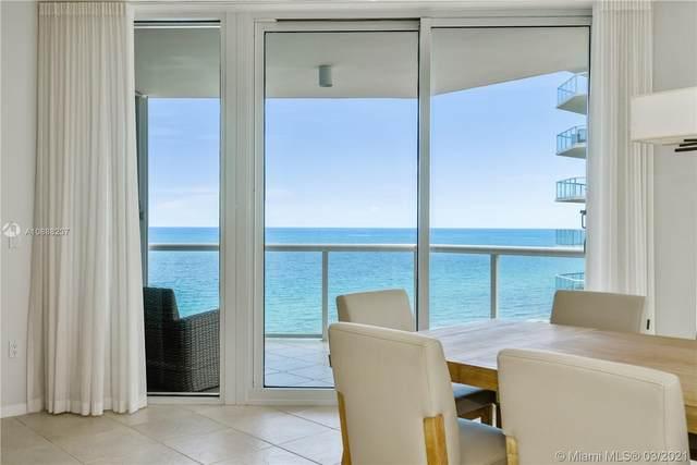 6051 N Ocean Dr #1002, Hollywood, FL 33019 (MLS #A10888237) :: Dalton Wade Real Estate Group