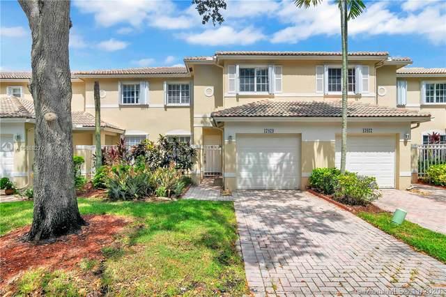 17079 NW 23RD STREET #17079, Pembroke Pines, FL 33028 (MLS #A10888270) :: Green Realty Properties