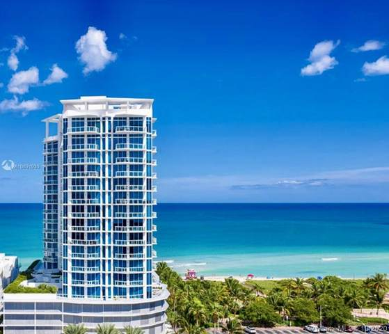 6515 Collins Ave Ph-1908, Miami Beach, FL 33141 (MLS #A10891930) :: Ray De Leon with One Sotheby's International Realty