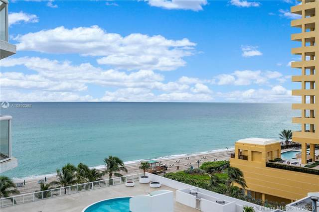 16425 Collins Ave #712, Sunny Isles Beach, FL 33160 (MLS #A10893388) :: ONE Sotheby's International Realty