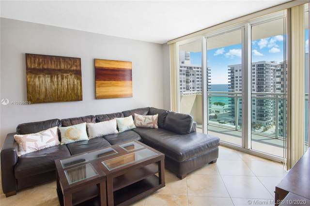 3000 S Ocean Dr #1222, Hollywood, FL 33019 (MLS #A10894639) :: The Pearl Realty Group