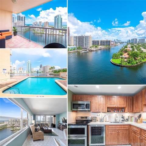121 Golden Isles Dr #1102, Hallandale Beach, FL 33009 (MLS #A10896448) :: Berkshire Hathaway HomeServices EWM Realty