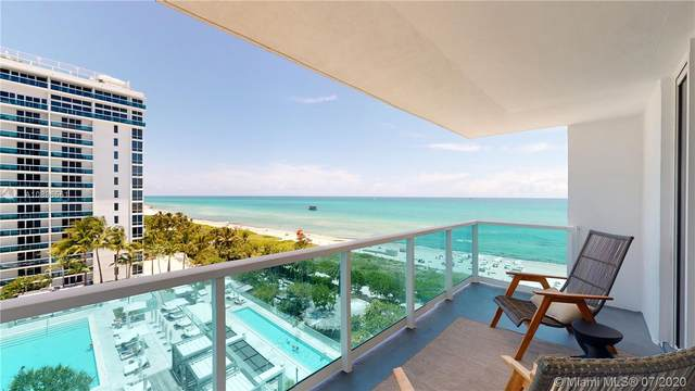 2301 Collins Ave #910, Miami Beach, FL 33139 (MLS #A10896561) :: The Jack Coden Group