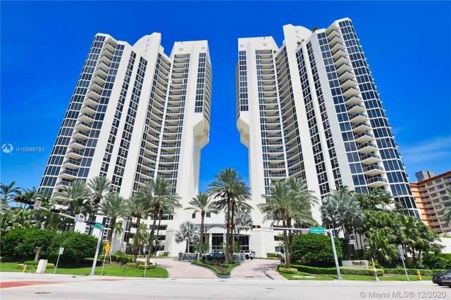 19333 Collins Ave #2803, Sunny Isles Beach, FL 33160 (MLS #A10896783) :: Patty Accorto Team