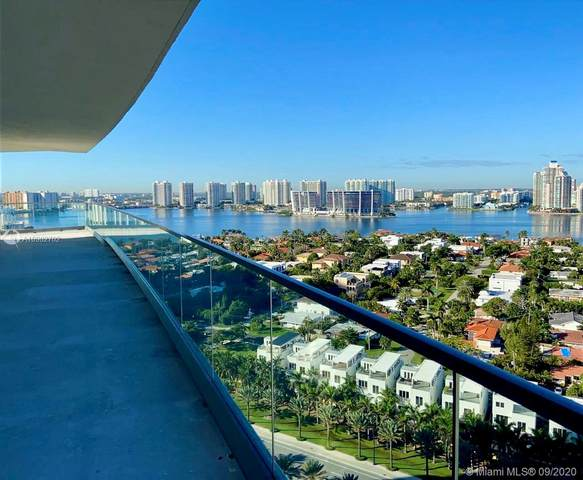 18975 Collins Ave #1805, Sunny Isles Beach, FL 33160 (MLS #A10902702) :: Ray De Leon with One Sotheby's International Realty