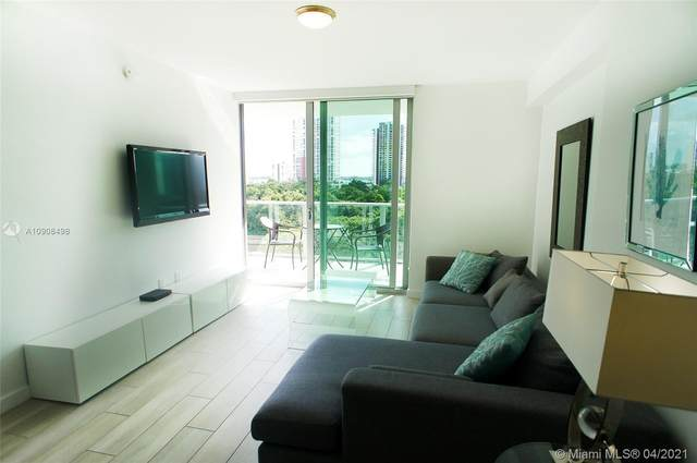 1600 SW 1st Ave #705, Miami, FL 33129 (MLS #A10908498) :: Dalton Wade Real Estate Group