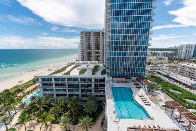 6801 Collins Ave Ph06, Miami Beach, FL 33141 (MLS #A10909006) :: The Teri Arbogast Team at Keller Williams Partners SW