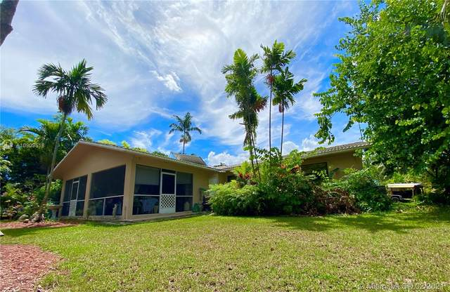 19801 SW 208th St, Miami, FL 33187 (MLS #A10909518) :: The Rose Harris Group